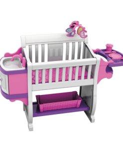 American Plastic Toys 7 Piece My Very Own Nursery Kitchen Set