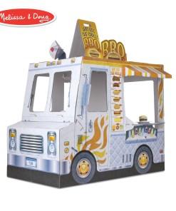 Food Truck Indoor Playhouse