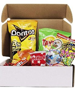 Snack Box from around the world – Care Package (5 Count)