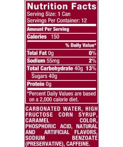 (2 Pack) Dr Pepper, 12 Fl Oz Cans, 12 Ct