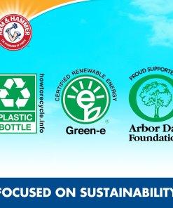 Arm & Hammer Plus OxiClean Odor Blasters Fresh Burst Laundry Detergent, 224 fl oz