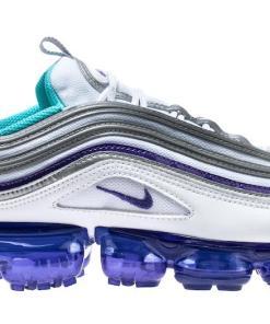 Mens Nike Air VaporMax 97 Varsity Purple Aqua Metallic Silver Persian