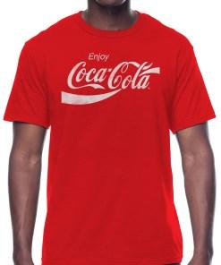 Coca Cola Coke Classic Men's and Big Men's Graphic T-shirt