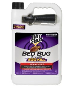 Hot Shot Bed Bug Killer With Egg Kill 1 Gallon, Ready-To-Use