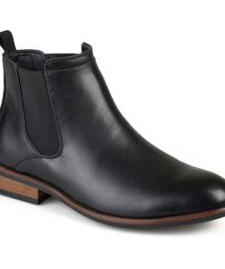 Daxx Men's Lewis Wide-width Chelsea Boot