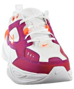 Nike M2K Tekno SE Women's Shoes Hyper Crimson-White av4221-800