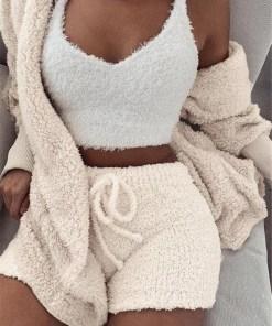 Woolen coat female