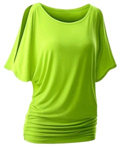 Laamei 5XL Women Casual Summer T-Shirt Batwing Short Sleeve Loose Top Basic Tee Female Plus Size Basic Tunic camisas mujer