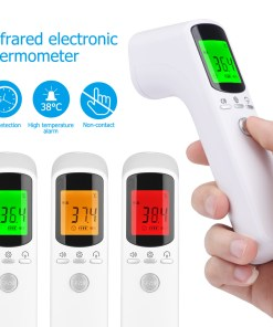 WME-168 Electronic Forehead Thermometer Handheld Contactless Forehead