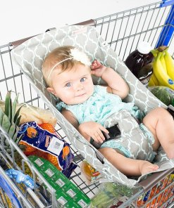 Baby hammock Creative multi-purpose supermarket shopping cart baby hammock Baby safety hammock