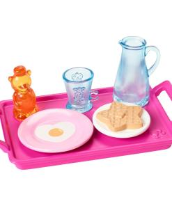 Barbie Mini Story Starter Breakfast 6-Piece Accessory Set