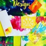 Inspire by textile design