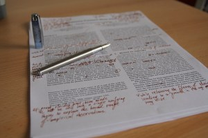 Writing books is simple for some, excruciating for others
