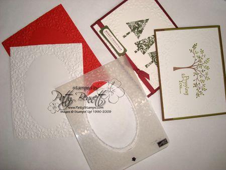 Oval petals folder