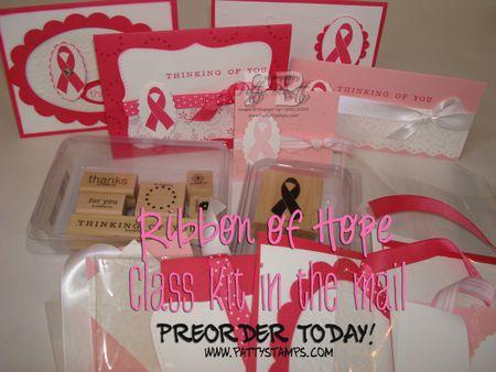 Ribbon of hope class kit