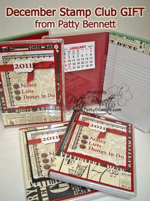 Dec stamp club gift