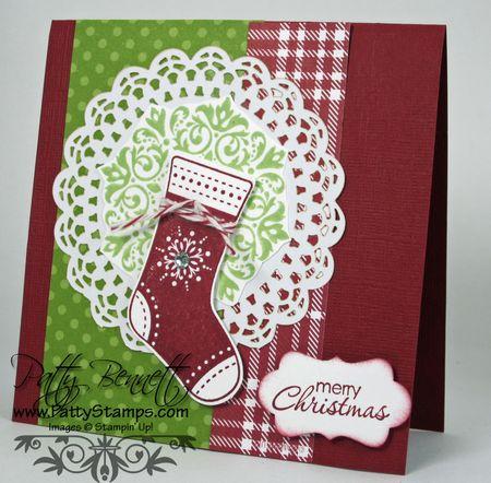 4x4 stocking 1