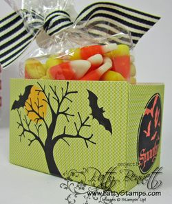 Halloween box back