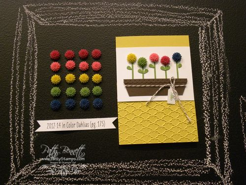 In color dahlias july coupon