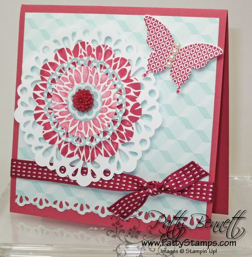 Delicate doilies finishing touches 1