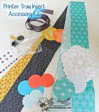 Printer-tray-accessory-kit