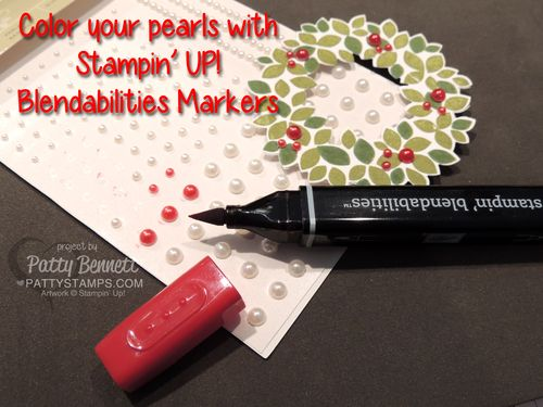 Wondrous-wreath-pearls-blendabilities-markers-stampin-up