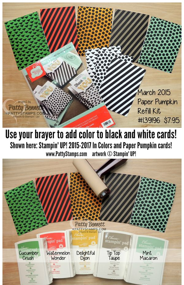 2015-2017-stampin-up-in-color-paper-pumpkin-black-white-cards