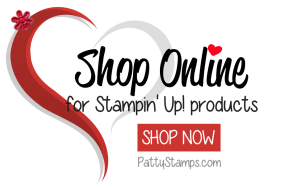Shop Stampin' Up! online anytime with Patty Bennett