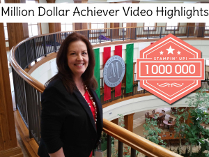 Patty Stamps Million Dollar Achiever
