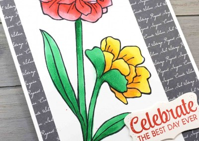 Band Together Celebrate Card