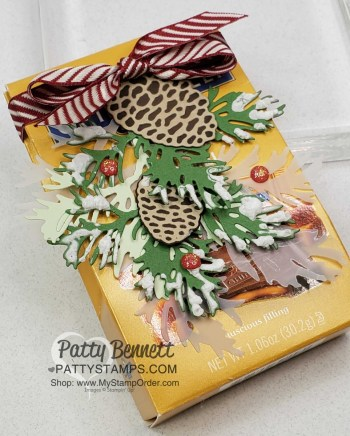 Beautiful Boughs Pines Hostess Gift