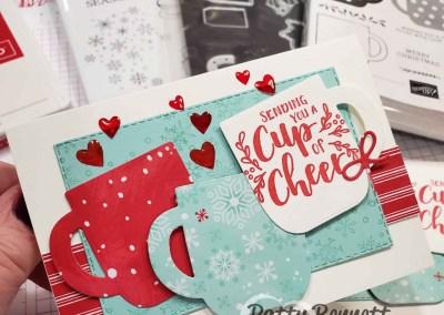Red Epoxy Hearts are So Cute!