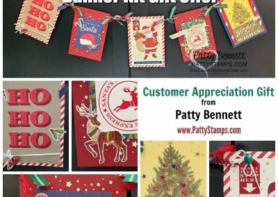 Final Days for Christmas Banner Kit Offer