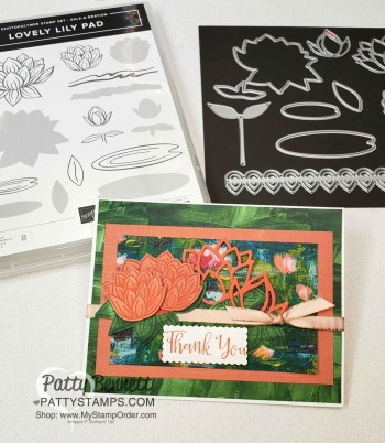 Lily Impressions Designer Paper – Free Gift