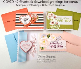 Making a Difference – COVID-19 Product Giveback Download