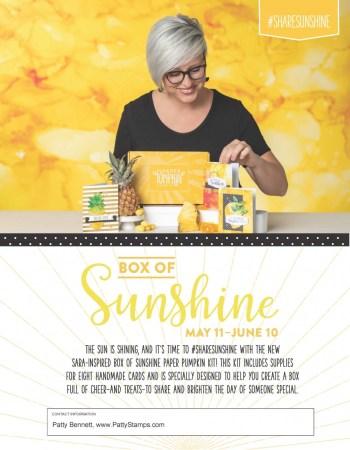 Share a Box of Sunshine!