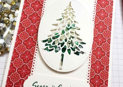 In the Pines Shaker Cards