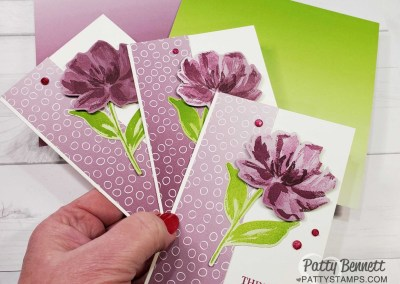 New for 2021: Art Gallery Bundle & Oh So Ombre Cards