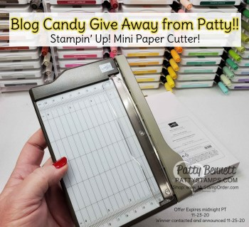 Mini Paper Cutter Blog Candy Give Away