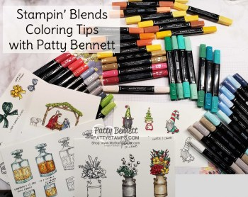 Video: How to Color with Stampin' Blends