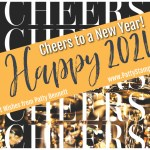 Happy New Year 2021 from Patty Bennett at www.PattyStamps.com