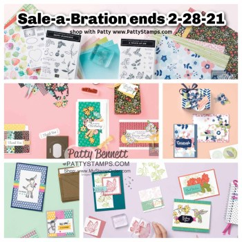 Sale-a-Bration Only 3 Days Left!