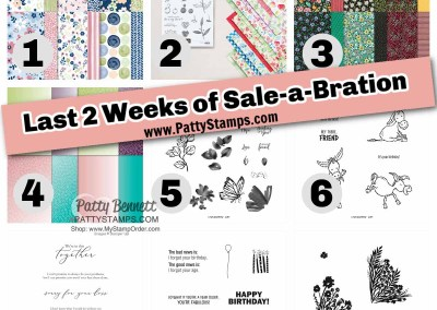 14 Days Left for Sale-a-Bration