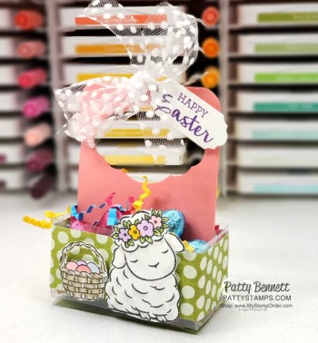 Easter & Spring Treats with Acetate Boxes: Video Tutorial