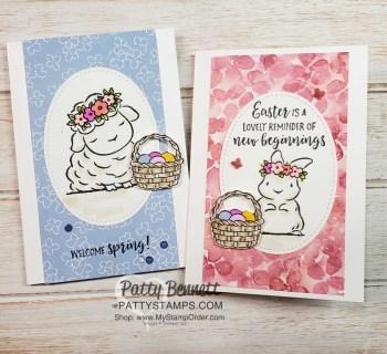 Springtime Joy Note Cards great for Easter or Spring