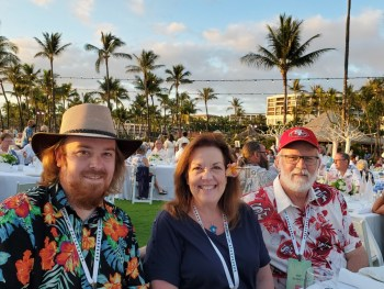 Stampin' UP! Maui Trip Recap with the Bennett Family