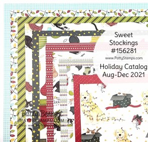 Sweet Stockings Suite Stampin' UP! video