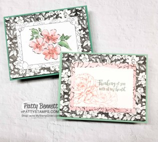 Beautifully Penned Pocket Cards