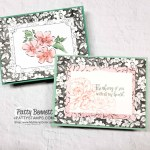 Beautifully Penned designer paper Sale-a-Bration gift from Stampin
