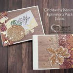 Fall Card Ideas featuring Stampin